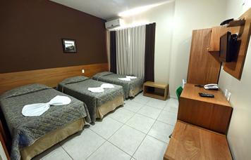 Prisma Plaza Hotel Taubaté - triplo-solteiro